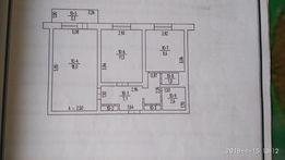 2-х комнатная квартира 6500 у.е.Торг