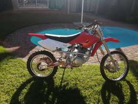 Bike hase been rebuilt from top to bottom engin all new