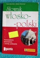 J. włoski Słownik włosko-polski