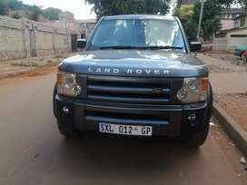 Land Rover discovery 4L 2008 model