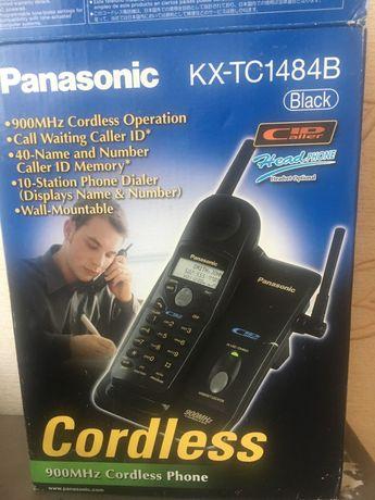 Телефон Panasonic KX-TC1484B