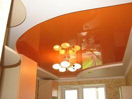 Натяжные потолки. Натяжной потолок. Гарантия 12 лет