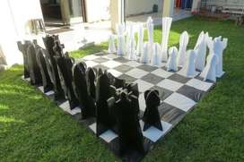 Giant Chess set For Hire