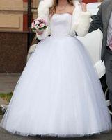 Свадебное платье 40-42 (XS-S)