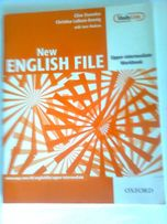 New English File Workbook- C. Oxenden