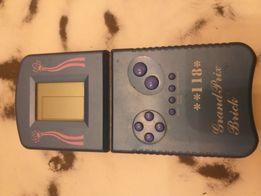 Elektroniczna gra z okresu PRL 118 Grand prix Brick