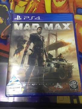Mad Max Ps4 Sealed
