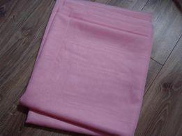 Органза розовая (микровуаль), отрез 7.0 м