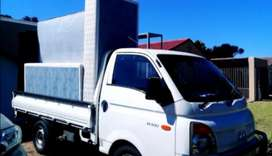 Bakkie4hire around Johannesburg Soweto4removals home,office relocation
