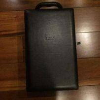Кейс , бар , чемодан для спиртного (новый) Erkon (кожа)