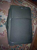 Дорожная сумка чемодан на колесах REDMOND прочный большой