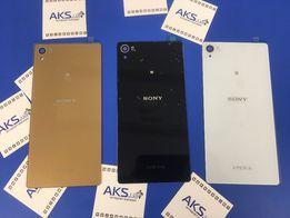 Задняя крышка стекло Sony Xperia C Z Z1 Z2 Z3+ Compact Z5 Premium E4
