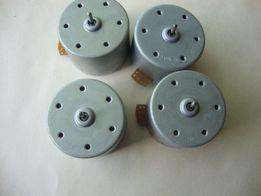 мотор для кассетных магнитофонов на 9v и др.