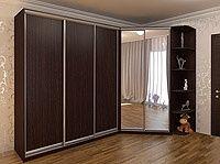Шкафы-купе 2-3 х дверные и угловые. Бесплатная доставка по Украине!