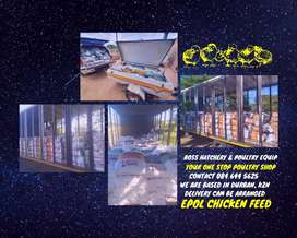 Epol Chicken Feed - Boss Hatchery & Poultry Equip