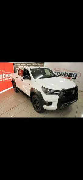 2021 Toyota Hilux 2.8GD-6 Legend