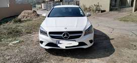 Fully serviced 2015 CLA200 With AMG black Rims.