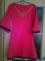 нарядное платье для модницы