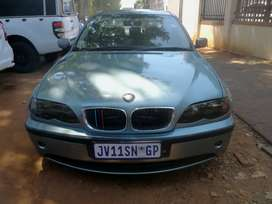 BMW 3series 320D E46 manual