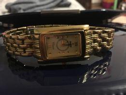 Часы Rekord Classis 763 позолоченные