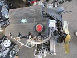 Land Rover 2.5TDi engine for sale