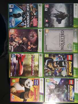Xbox 360 Games various