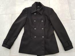 Płaszcz firmy F&F rozmiar 40 kolor czarny