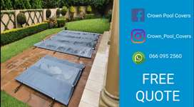 SWIMMING POOL SAFETY COVERS - by Crown Pool Covers