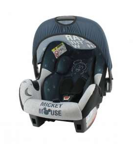 Brand new- Never been used Mickey Mouse Beone Infant Car SEAT FOR Sale