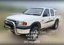 Ford 2.5D 4x4 DC - R65 500
