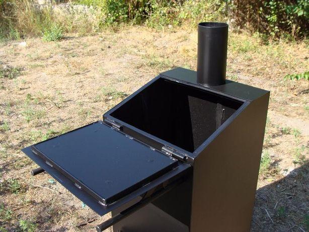 Дровяная печь для сжигания мусора. (печка для мусора). Ваш помощник! Днепр - изображение 2