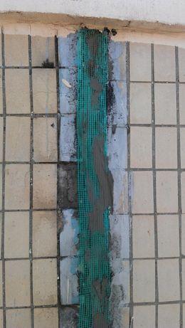 Ремонт и герметизация межпанельных швов, откосы