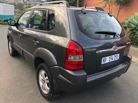Immaculate condition suv bargain price R54000 neg