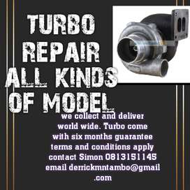 Turbo fixing