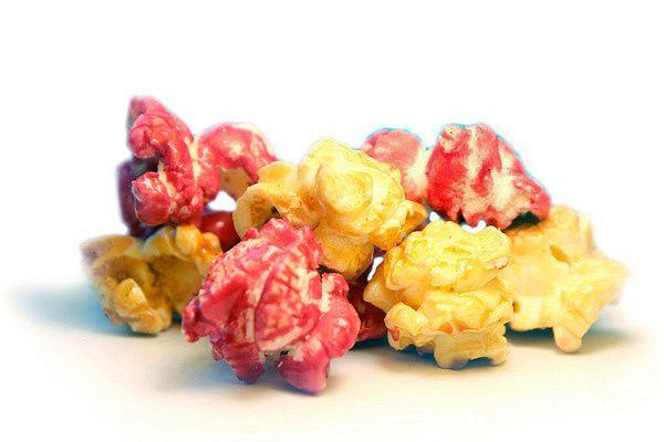 Карамелизуючі добавки для попкорна