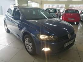 2019 Vw polo 1.0L Tsi in great condition