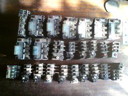Реле тепловые для защиты электродвигателей импортные.