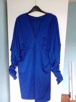 Niebieskie Sukienka