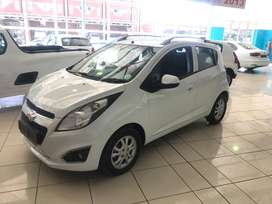 A great running 2016 Chevrolet Spark 1.2 LS 5dr! Only R119 900!