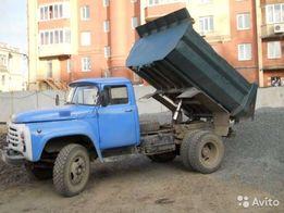 Доставим быстро: Отсев, Песок, Шлак, Щебень 5-10 тонн Зил Камаз