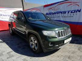 2011 Jeep Grand Cherokee 3.6 Overland At - R199,900 Kilometers: 182,00