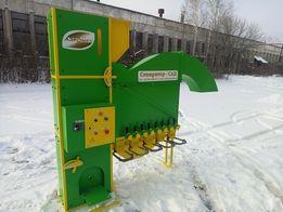 Сепаратор для очистки зерна САД-4 с циклоном (зерноочиститель)