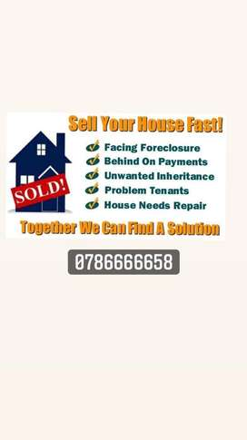 WANNA SELL YOUR HOUSE , FLAT OR PLOT WE CAN HELP YOU
