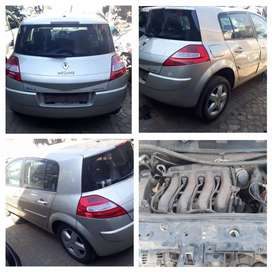 Stripping Renault Cars Spare Parts