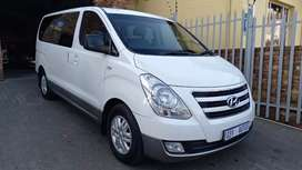 2017 Hyundai H1 2.5 Wagon VGT Automatic for sale.