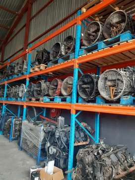 All brands truck engines and gearbox clearence.