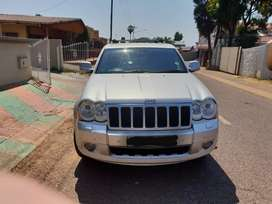 Jeep grand Cherokee crd 30L overland