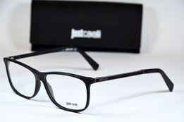 Okulary oprawki Jut Cavalli JC0707 Oryginał mate metal Italy design