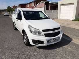 Low mileage 2013 Chevrolet 1.4 Utility