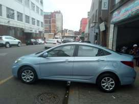 Hyundai accent 1.6 model 2012 for SELL